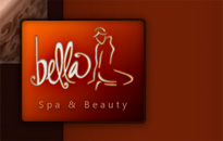 Webseite Spa 'Bella'